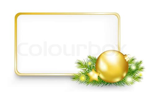 new year photo frame editor or new year frame stock photo colourbox