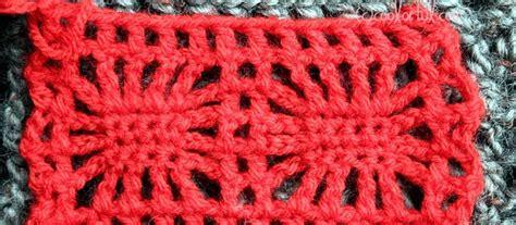 spider stitch knitting tutorial learn a new crochet stitch the spider