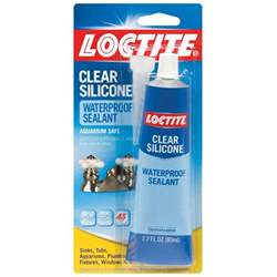 glass glue home depot loctite 2 7 fl oz clear waterproof silicone adhesive 6