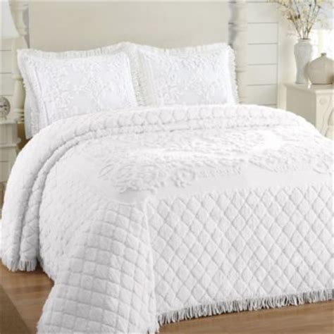 Buy Bedspread Buy White Chenille Bedspreads From Bed Bath Beyond