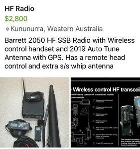 hf radio barrett gumtree australia  local classifieds
