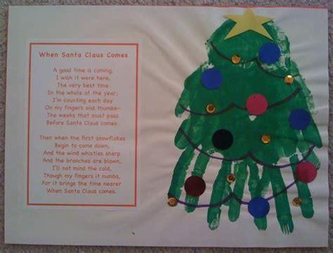 best photos of handprint christmas poem printable