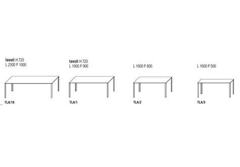 tavolo less molteni lessless tavolo rettangolare molteni c milia shop