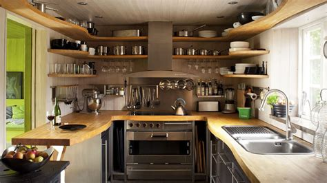 18 clever storage ideas for small kitchens organisation