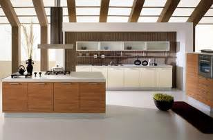 kitchen modern kitchen design with wooden kitchen island