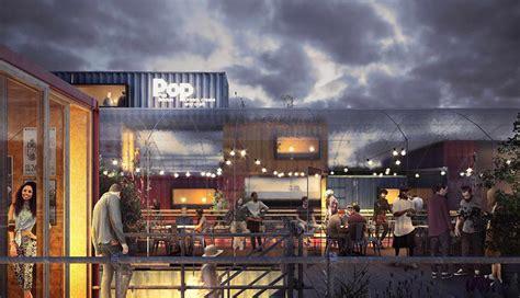 designboom london pop brixton carl turner s shipping container village