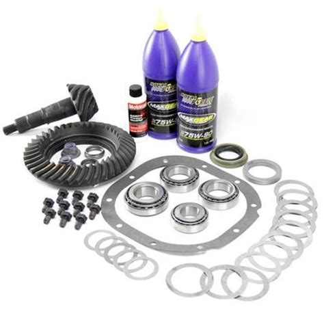4 30 gears mustang ford performance mustang 4 10 gear kit for 8 8 quot rear end