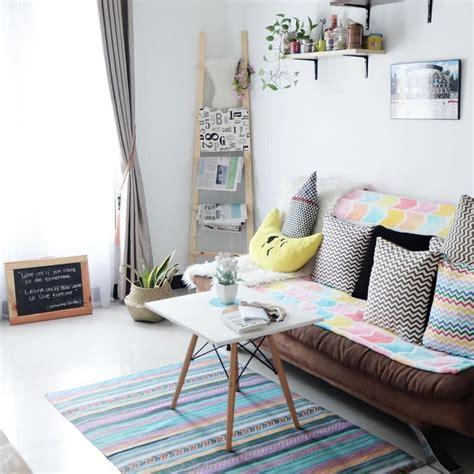 ide terbaik ruang keluarga kecil  pinterest desain