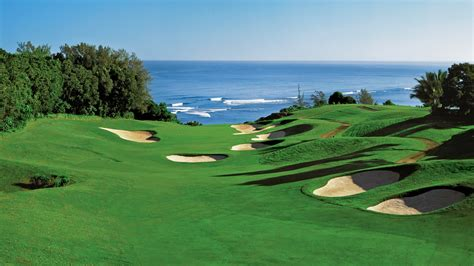best course the best golf courses in hawaii golf digest
