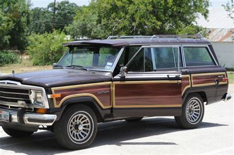 1987 jeep wagoneer interior jeep wagoneer for sale page 14 of 20 find or sell