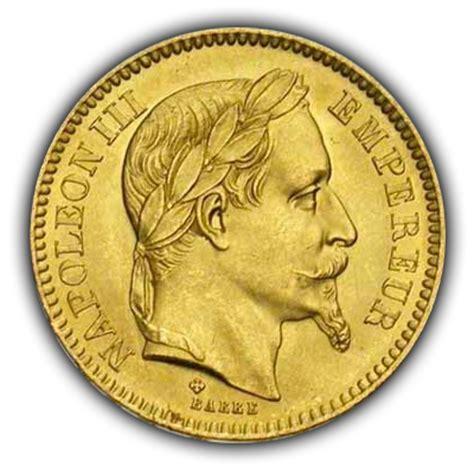 d or achat vente 20 francs napol 233 on comptoir d achat