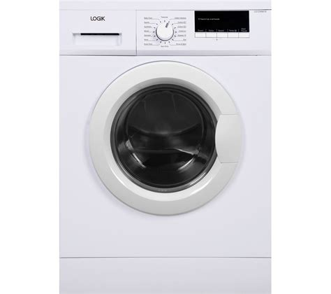 Buy Logik L612wm16 Washing Machine White Free Delivery Washing Machine Laundry