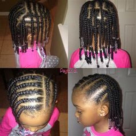 braided hairstyles for children