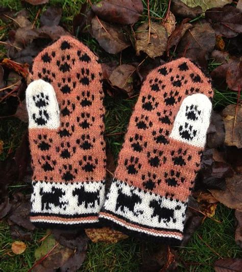 English Knitting Pattern For Mittens | 252 best fair isle mittens images on pinterest knit