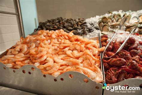 Village Seafood Buffet At The Rio All Suites Hotel Seafood Buffet Price