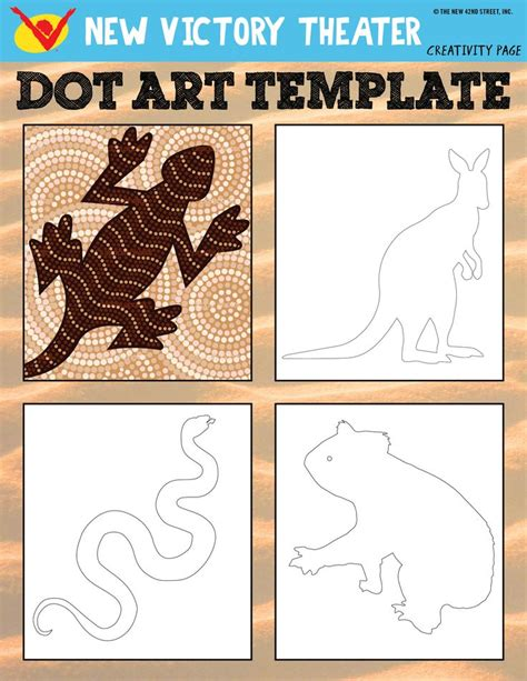 printable art buy learn about traditional aboriginal art and try it out