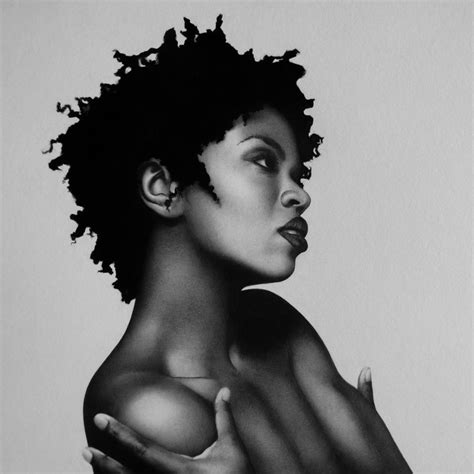 lauryn hill drawing 2013 ms lauryn hill pencil on paper by sameoldkid on