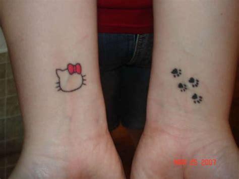 hello kitty wrist tattoos 26 awesome wrist tattoos