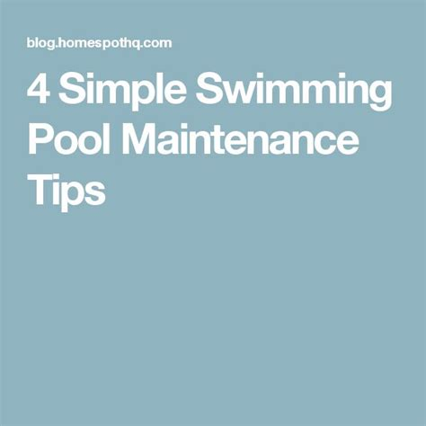 pool cleaning tips 1000 ideas about pool cleaning on pinterest kiddy pool