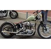 Incredible Harley Davidson Ironhead In Immaculate Condition