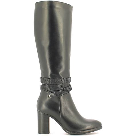 caf 233 noir hg114 boots ner0 shoes high boots