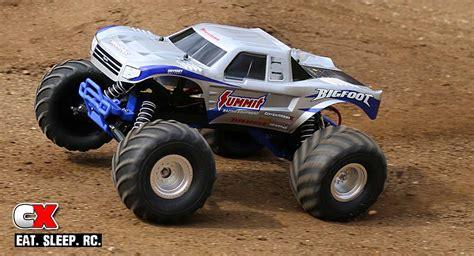 bigfoot 2 monster truck review traxxas bigfoot 2wd monster truck