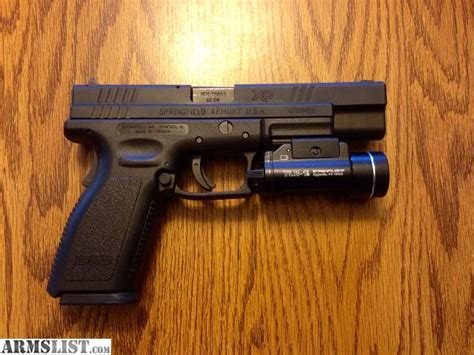 springfield xd tactical light armslist for sale trade springfield armory 40 xd w