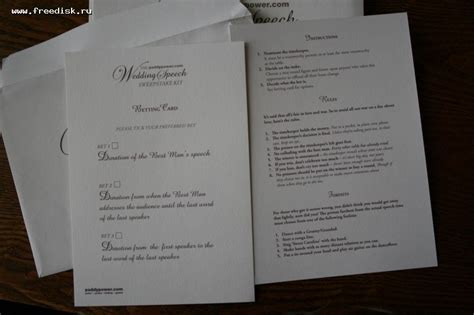 Wedding Speech Sweepstake - wedding speech sweepstake cards heatpumps airventgroup co za