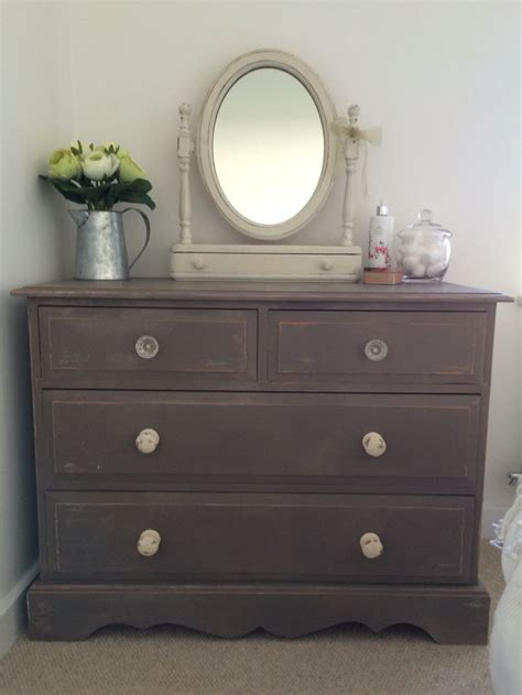 chalk paint rustoleum xylazel upcycled chest of drawers in quot cocoa quot by rust oleum with