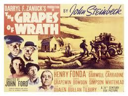 grapes of wrath film themes dreamworks steven spielberg plan to bring back tom joad