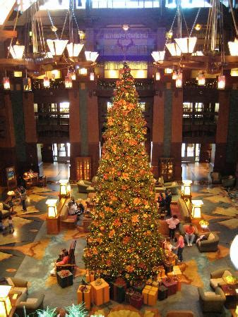 christmas buffets anaheim 2018 grand californian lobby with tree picture of disney s grand californian hotel spa
