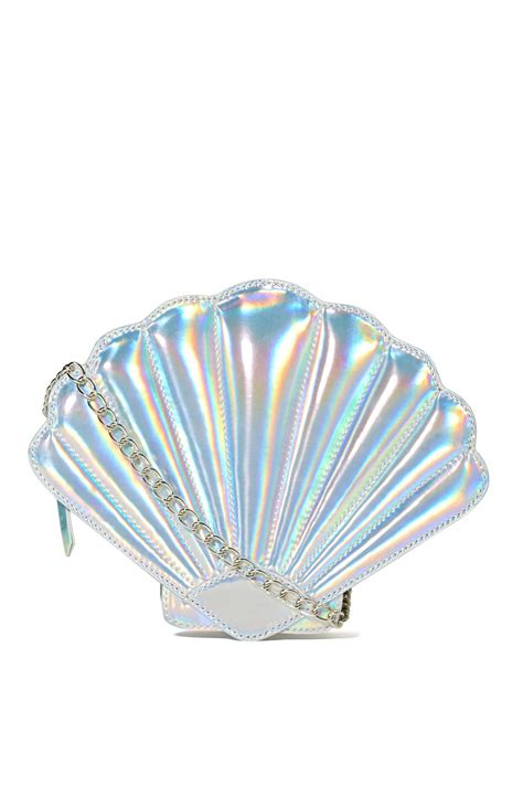 The Gusto Bag Is Shell Shaped Like A Ysl Downtown by Shelling Out Bag
