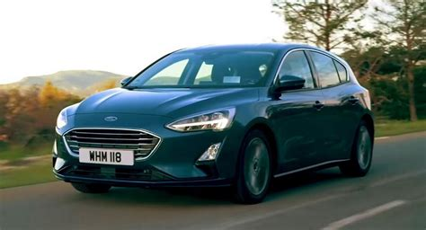all new ford focus 2018 all new 2018 ford focus tested is it a segment leader