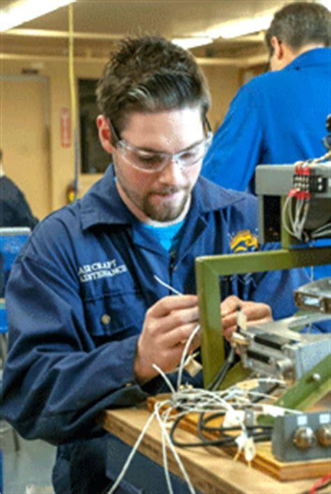 northern lights college gt programs gt trades apprenticeships gt aircraft maintenance engineering