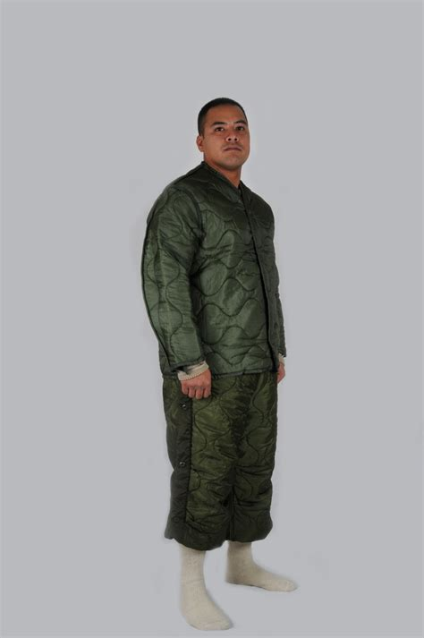 redesigned field coat and trouser liners cie hub