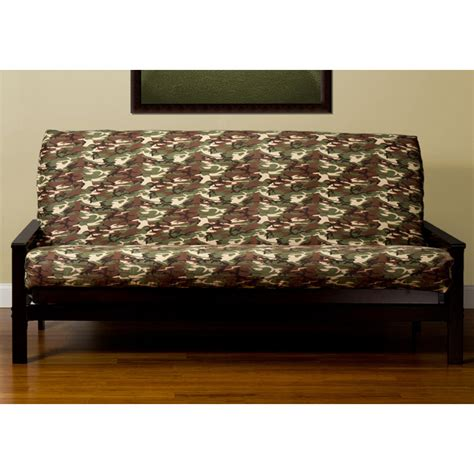 Camo Futon Covers by Galaxy Camo Futon Cover Dcg Stores