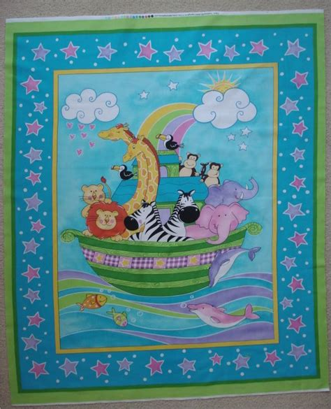 Baby Fabric Panels Quilting by Baby Fabric Panels Lillysroom Cot Quilt Panel