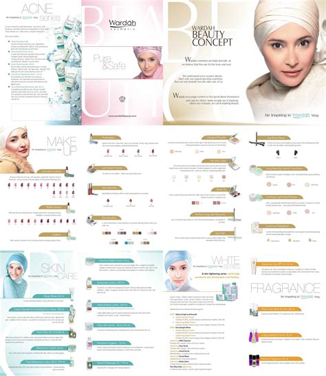 tutorial make up produk wardah acne gel wardah