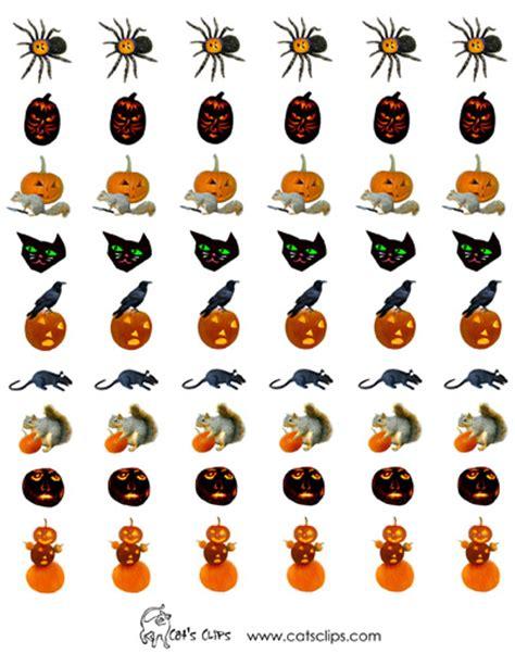 printable stickers halloween free printable stickers