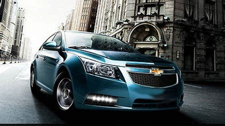 2010 2014 chevrolet cruze led fog lights drl replacements