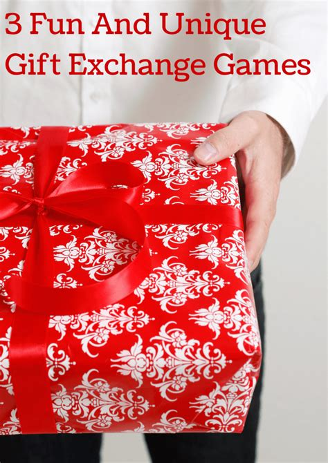 5 creative gift exchange games you absolutely have to play