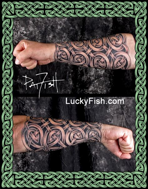 darklord celtic armor tattoo