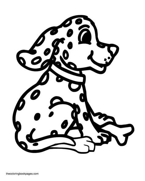 52 cute sparky the fire dog coloring pages gianfreda net