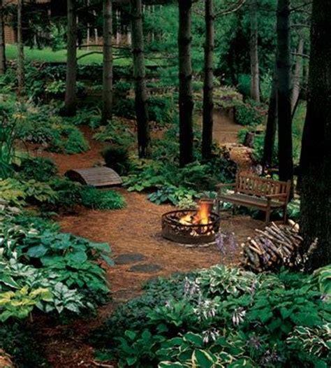 Woodlands Backyard by 25 Best Ideas About Woodland Garden On Forest