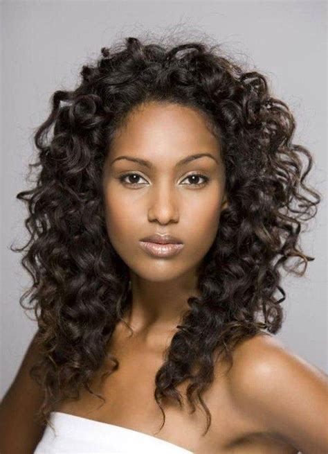 hairstyles for curly hair african american long curly hairstyles for african american women