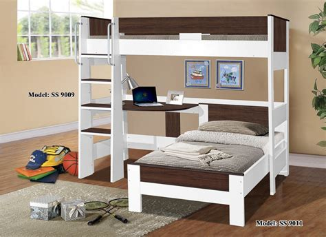 Bunk Beds Denver Denver Single Loft Bunk 9009 9011