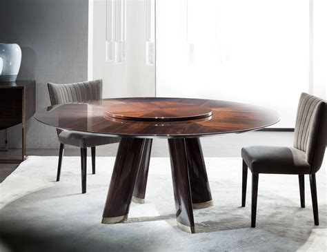 Italian Dining Tables Modern Nella Vetrina Costantini Trend 9287tr Modern Italian Dining Table
