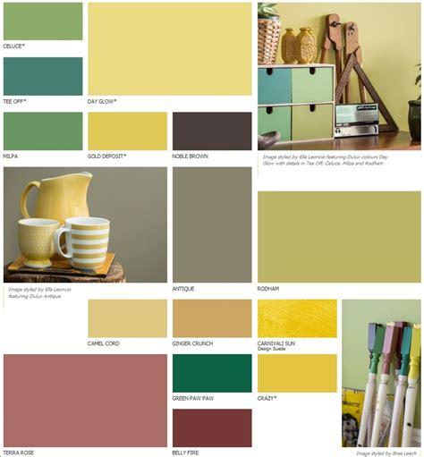 dulux quot seek quot trend colour