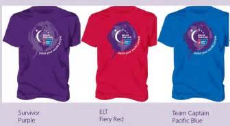 Relay For Walking Schedule Template by Relay For Of Western Howard County