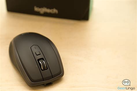 Logitech Anywhere Mouse Mx logitech mx anywhere 2s wireless mouse with flow cross computer reviewed geeklingo